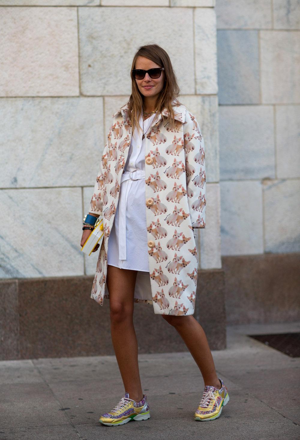 EXCLUSIVE Milan Women Fashion Week