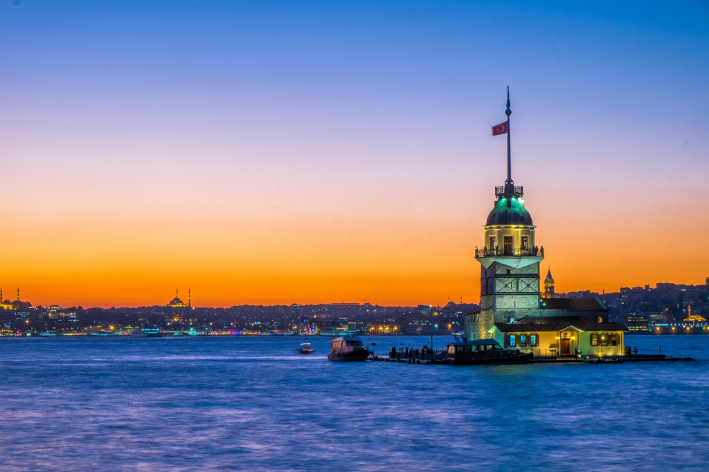 P_Maiden Tower_Istanbul