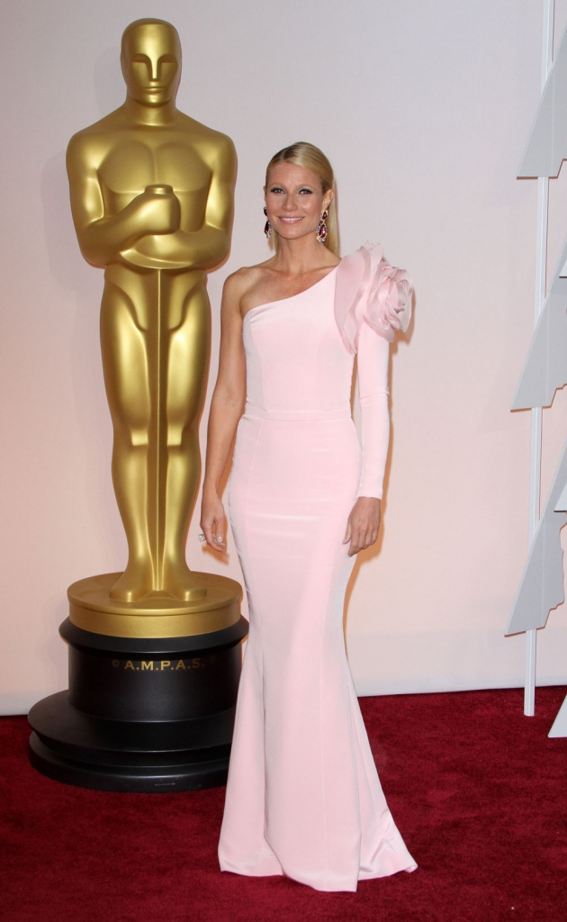 87th Annual Oscars Red Carpet Arrivals