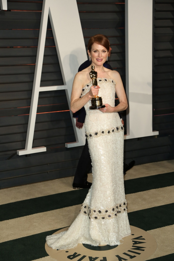 The 87th Annual Oscars - Vanity Fair Oscar Party