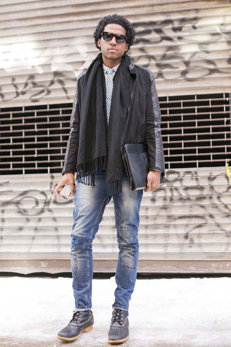 New York Street Style Feb. 6, 2014 RTW Fall Winter 2014