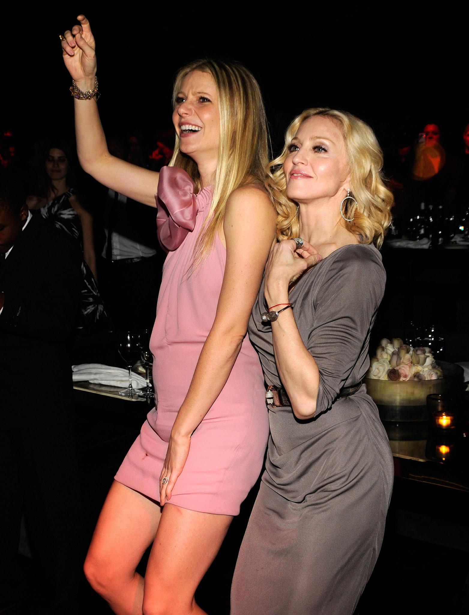 Gwyneth-Madonna