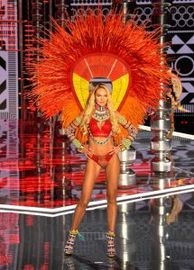 Candice Swanepoel, Victoria's Secret 2017 defilesi