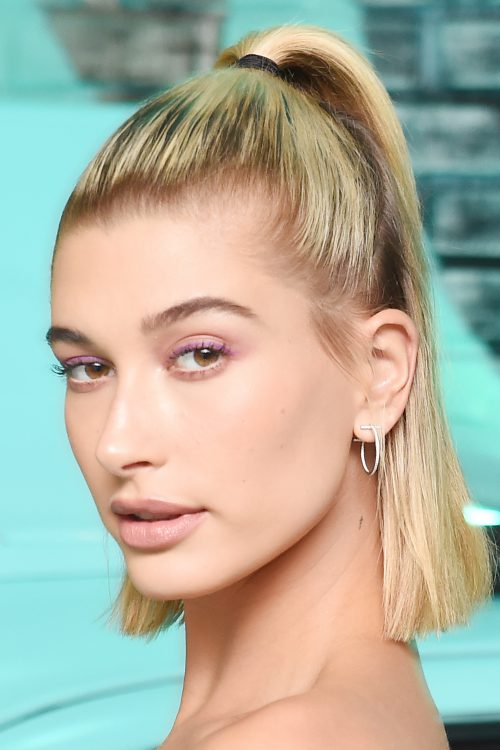 NEW YORK, NY - MAY 03:  Hailey Baldwin attends the Tiffany & Co. Paper Flowers event and Believe In Dreams campaign launch on May 3, 2018 in New York City.  (Photo by Nicholas Hunt/Getty Images for Tiffany & Co.)